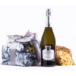 Panettone and Prosecco Gift Set