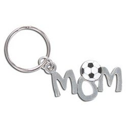 Soccer Mom Key Chain