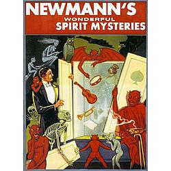 "Personalized ""Spirit Mysteries"" Poster"