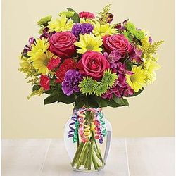It's Your Day Floral Bouquet