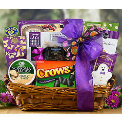 Happy Halloween Gift Basket