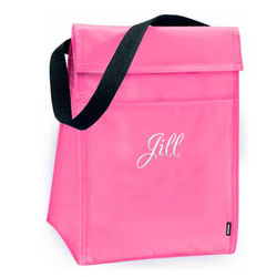 Personalized Koozie Lunch Bag