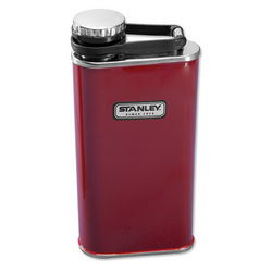Men's Red Stanley Classic Flask