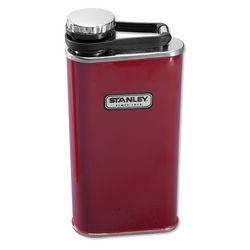 Men's Red Stanley Classic Flask