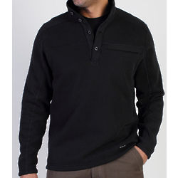 Alpental Button Placket Pullover
