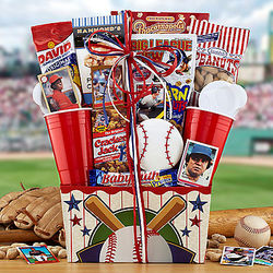 7th Inning Stretch Gift Basket