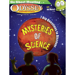Odyssey Magazine Subscription