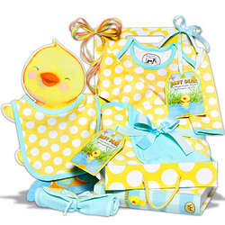 Baby's Clothing Essentials Set