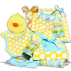 Baby's Clothing Essentials Set