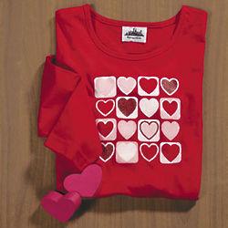 Heart Cluster T-Shirt