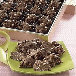 Potato Stick Chocolate Candy Box