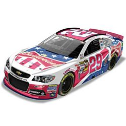 Kevin Harvick No. 29 2013 Budweiser Diecast Car