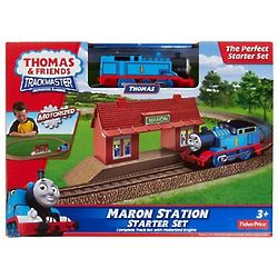 Thomas and Friends Maron Station Toy Set