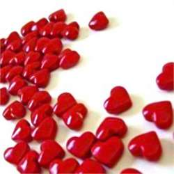 Cinnamon Red Hearts - 1 Pound