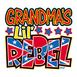 Grandma's Lil Rebel T-Shirt