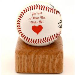 Home Run Heart Baseball