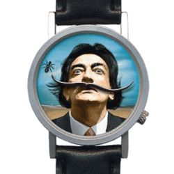 Salvador Dali Surreality Watch