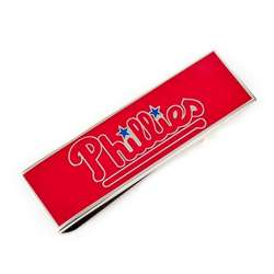 Philadelphia Phillies Money Clip