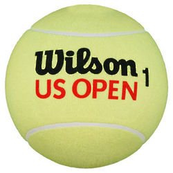 Jumbo US Open Inflated Tennis Ball