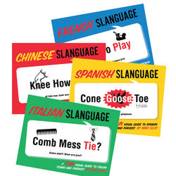 French Slanguage Guide Book
