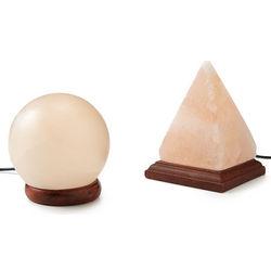 Salt Desk Lamp