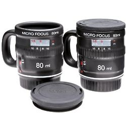Micro Focus Espresso Mug Set