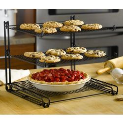 3-Tier Non-Stick Cooling Rack