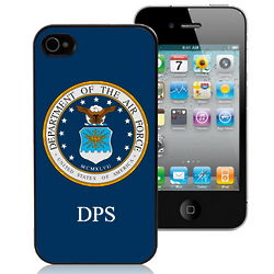 US Air Force Personalized iPhone Case