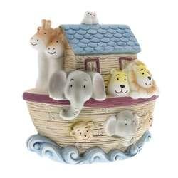 Noah's Ark Porcelain Night Light