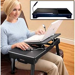 Multi-Function Lap Top Table