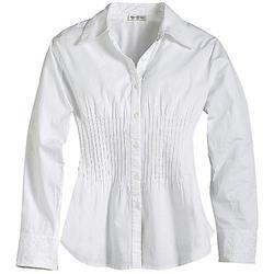 Misses Essential Stretch Shirt