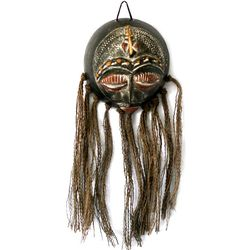 Sandema Festival Ghanaian Calabash Mask