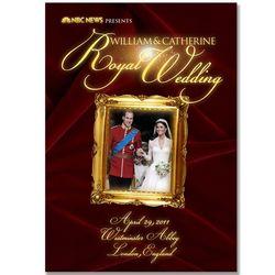 William & Catherine Royal Wedding DVD