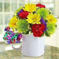 Mugable It's Your Day Bouquet
