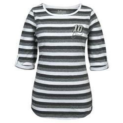 Danica Patrick #10 Ladies Track Stripe 3/4 Sleeve