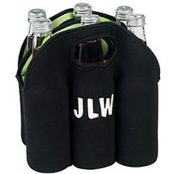 6-Bottle Personalized Cooler Tote