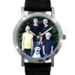 A Picture In Time Photo Quartz Watch