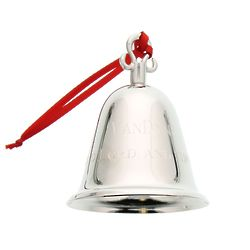 Personalized Bless Us O Lord Dinner Bell