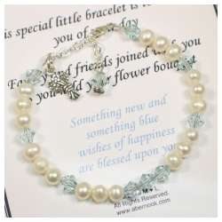 To The Bride Bracelet