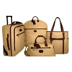 Lugano Italian Garment Bag