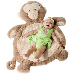 Monkey Baby Mat