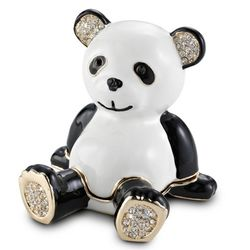 Panda Bear Message Box
