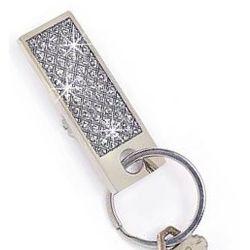 Personalized Glittor Galore Key Chain