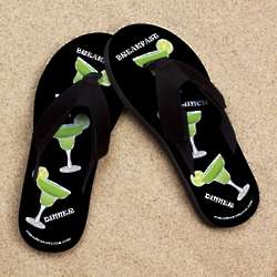 Black Margarita Pro Fit Sandals
