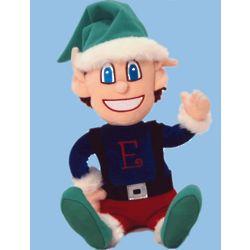 Santa's Magical Christmas Elf Doll