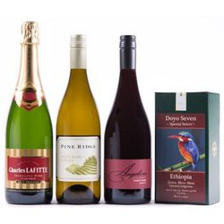90 Point Holiday Sampler Wine Gift Trio