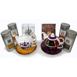 Tea Set with Octavia Tea