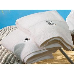 Mr. and Mrs. Towels
