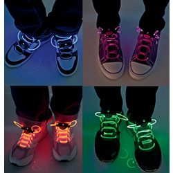 LED Light Up Shoelaces