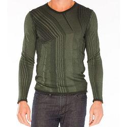 Armani Green Rayon Sweater